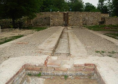 محل احتمالی کاخ پادشاهان صفوی