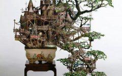 طرح خانه درختی